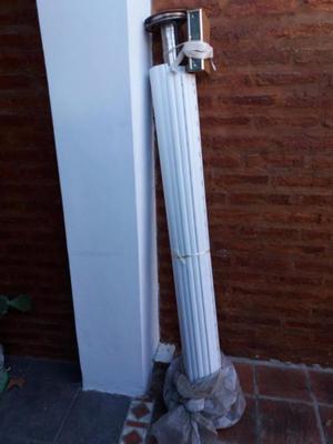 Cortina de PVC. Nueva sin uso. 1.50x1.20