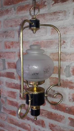 LAMPARA COLGANTE RETRO
