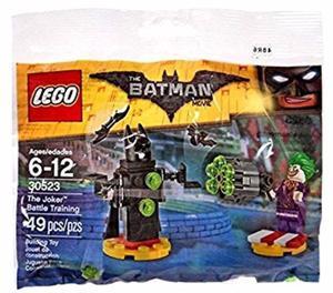 Lego Batman Movie  The Joker Battle Training