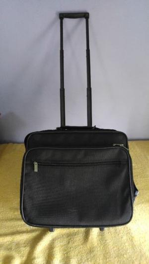 Maletín de viaje porta notebook y libros o papeles con