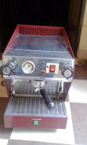 Maquina De Cafe Electrica 1 Grupo La Rocchino. No Genuikke