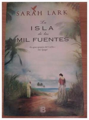 Novela romantica La isla de las mil fuentes