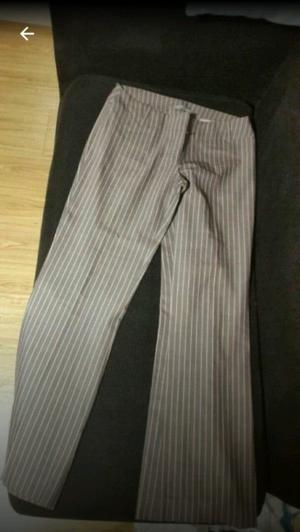 Pantalón rayado Ayres