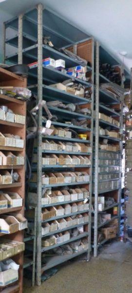 Vendo Estanterias Metalicas Usadas.Estanterias Metalicas Reforzadas Posot Class