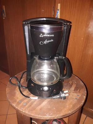 Vendo cafetera Ultracomb nueva.