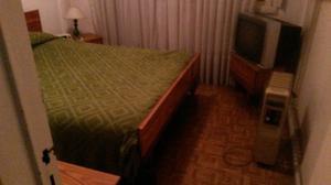 Vendo dormitorio completo.