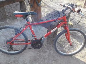 bicicleta rodado 18 niño