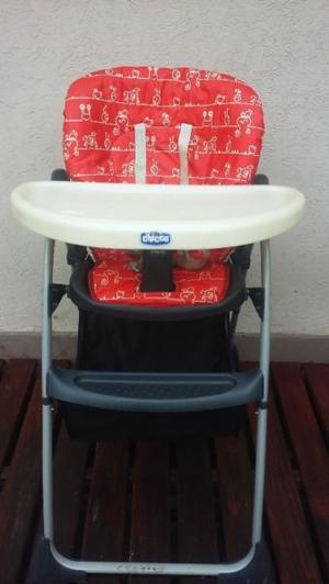 silla de comer para bb marca chicco excelente nueva