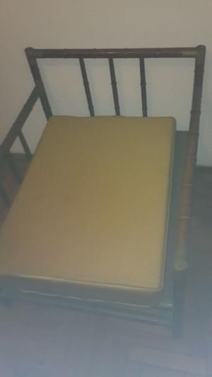 sillones antiguos de caña nuevos sin uso