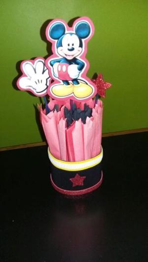 Adorno para torta de mickey Mouse