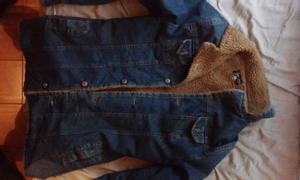 Campera de jeans