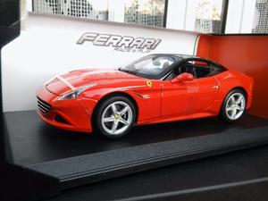 Ferrari California Burago 1/18 Nuevo