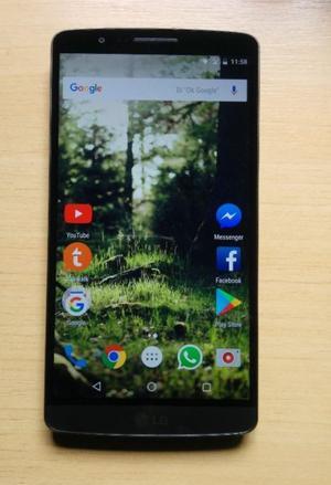 LG G3 Titanium D855 Libre. Con 2 fundas. Batería Extra.