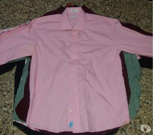 Lote de 30 camisas de hombre xl y xxl