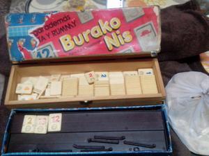 Oferta por mudanza doble juego de burako nis rummy