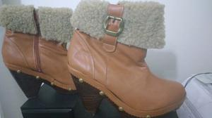 Vendo botas mujer