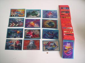 Vendo coleccion completa de figuritas de aviones al rescate