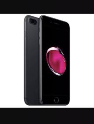 Vendo iPhone 7 Plus 32 GB Liberado 1 semana de uso
