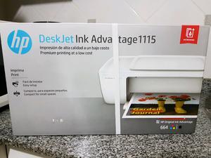 Vendo impresora nueva.