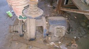 """bomba centrifuga 2"""" con motor 3hp trifasica"""