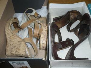 botas,zapatos y sandalias
