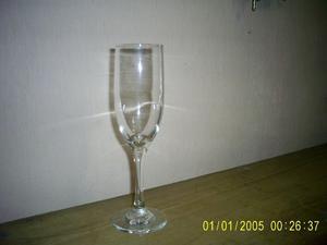 juego copas de champagne
