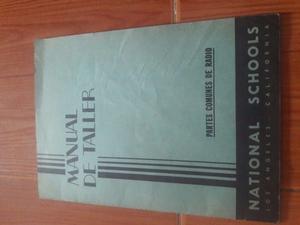 manual de taller partes comunes de radio