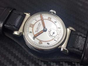 Magnífico Reloj Rolex Marconi Antiguo De Colección