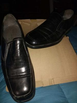 Zapatos De Vestir Para Hombre De Cuero