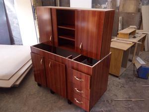 Mueble de cocinar