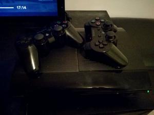 PLAY  GB + 7 JUEGOS + 2 JOYSTICK + CABLE HDMI