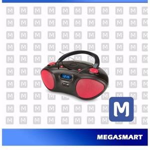 REPRODUCTOR DE CD/USB/BLUETOOTH SANYO 500W MDXBT