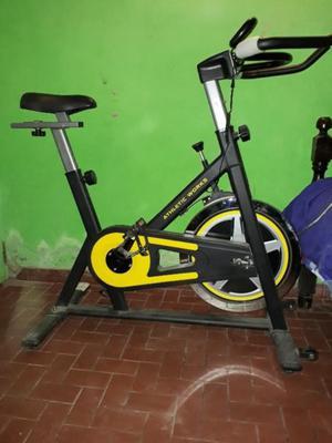Vendo bici fija como nueva