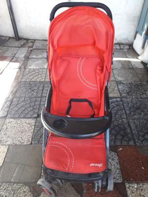 Vendo coche y Gimnasio para bebe