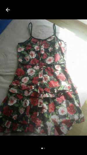 Vestido floreado Como quieres que te quiera