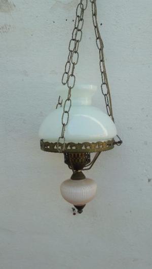 lampara antigua para techo
