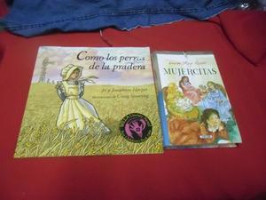 vendo lote de libros para niña nuevos