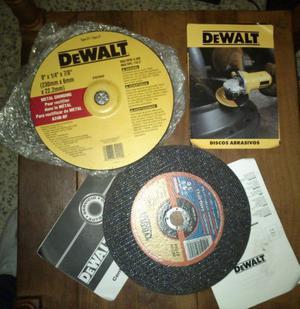 Amoladora Angular Dewalt mm w  Rpm