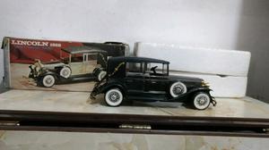 Auto de colección Lincoln l  solid State radio