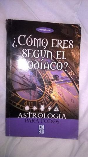 Como Eres Segun El Zodiaco