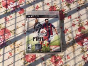 FIFA 15 PS3 Físico Usado en perfecto estado