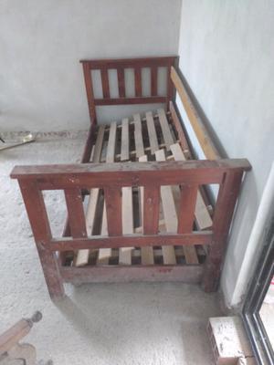 Liquido sofa cama y cama de 2p algarrobo