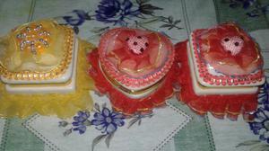 Lote de Alajeros de porcelana