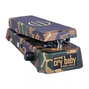 Pedal GUITARRA Cry Baby Wah DunlopSignature Dime Wah Db-01