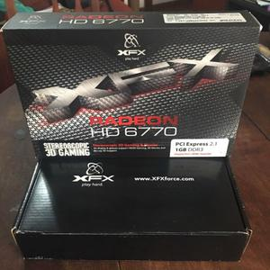Placa de video XFX Radeon HD  GB DDR3