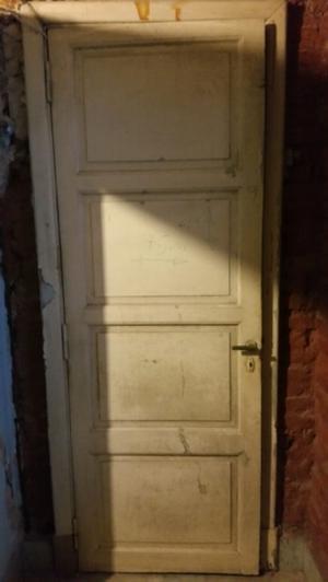 Puerta de madera maciza posot class for Puertas madera maciza
