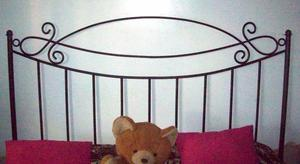 Respaldo para Sommier o cama 2 plazas