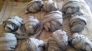 Rollos de cinta para manijas de bolsón