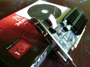 Vendo Placa de Vídeo XFX con HDMI