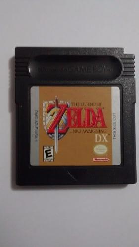 Zelda Links Dx Para Game Boy Color, Game Boy Sp